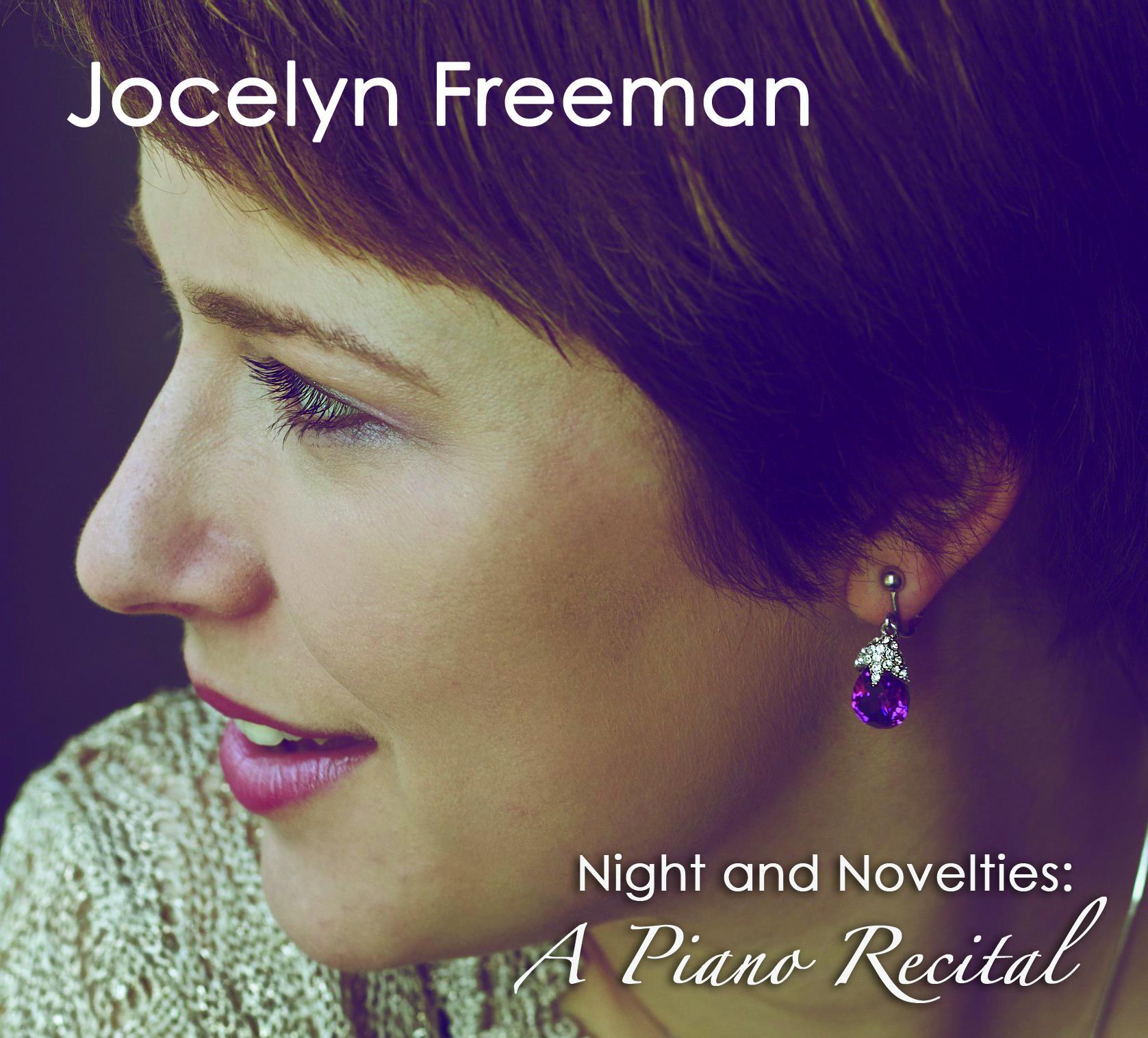 Night & Novelties: A Piano Recital